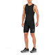 2XU Active Trisuit Men black/black